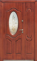 """Серия """"Эксклюзивные двери""""  Модели: D 401-2, D 402-2, D 403-2, D 405-2, D 406-2"""